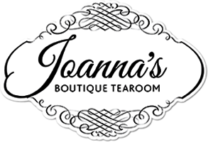 Joannas Boutique Tearoom Logo